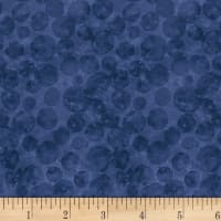 Blank Quilting Tessellations Dot Texture Purple