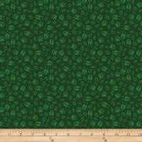 QT Fabrics Desiree North Woods Neighbor Animal Tracks Forest