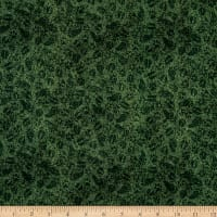 QT Fabrics  Timberland Trail Animals Tracks Spruce