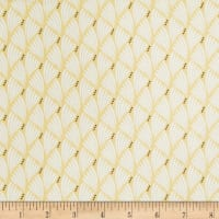 Cloud9 Fabrics Underwood Stories Sweet Woodruff Fall Gold