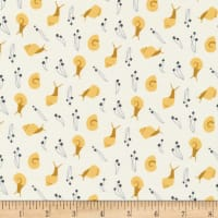 Cloud9 Fabrics Underwood Stories Land Helix Fall Ivory