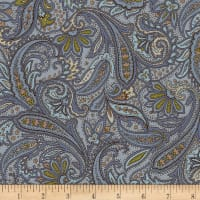 Hold Your Horses Paisley Blue
