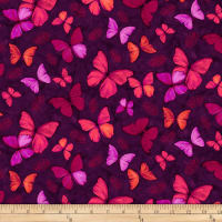 Viva Terra Small Butterfly Mulberry