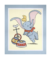 "Springs Creative Disney Classics Dumbo 36"" Panel Yellow/Multi"