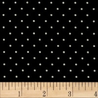 Maywood Studio Beautiful Basics Classic Dot Rich Black