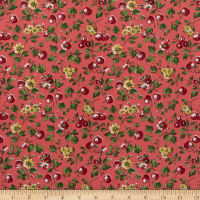 Liberty Of London Orchard Garden Wild Cherry Pink