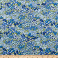 Liberty Of London Orchard Garden Wisely Grove Blue