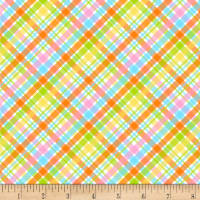 Carrot Patch Plaid Multi