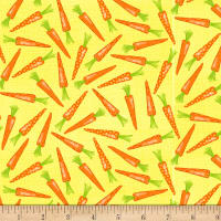 Carrot Patch Carrots Yellow