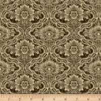 Farmer's Market Farm Damask Cream/Sepia