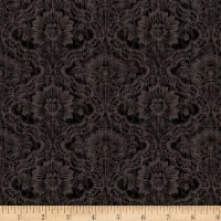 Farmer's Market Farm Damask Black