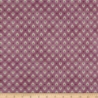 Maywood Studio Aubergine Foulard Light Aubergine