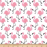 Summerlicious Flamingo White/Pink
