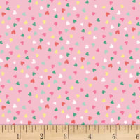 Summerlicious Hearts Allover Pink