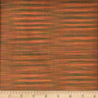 Winding Ridge Ikat Yarn Dyed Yellow/Pink/Green