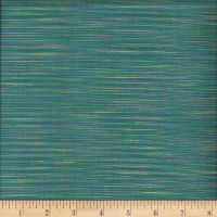 Winding Ridge Ikat Yarn Dyed Aqua