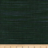 Winding Ridge Ikat Yarn Dyed Dark Green/Cream