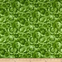 Maywood Studio Chloe Tonal Leaves Light Green