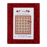 "Maywood Studio Chloe 72"" x 82"" Quilt Kit Multi"