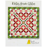 Maywood Studio Quilt Kit Notes from Chloe BOM Multi