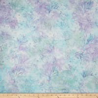 Maywood Studio Coastal Chic Batiks Coral Light Multi