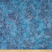 Maywood Studio Coastal Chic Batiks Flowing Bubbles Blue