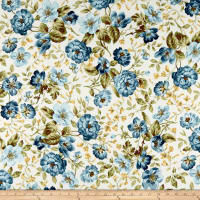 Maywood Studio English Countryside Focal Floral Natural