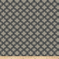 Fabricut Avanta Lattice Navy