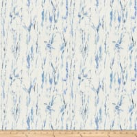 Fabricut Birds Of Feather Blue
