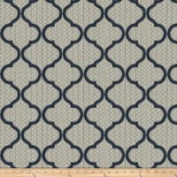 Fabricut Magnetic Ogee Navy
