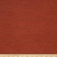 Fabricut Outlet Oxford Chenille Redwood