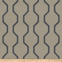 Fabricut Secco Lattice Navy
