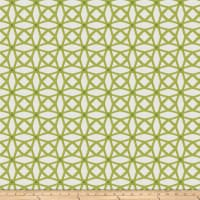Fabricut Tension Lattice Chenille Kiwi