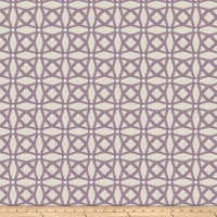 Fabricut Tension Lattice Chenille Orchid
