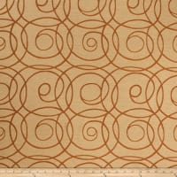 Fabricut Twister Jacquard Ginger