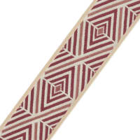 "Trend 2.5"" 04551 Trim Berry"
