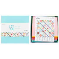 Riley Blake Designs Meet the Makers Quilt Kit Multi