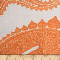 Morgan Fabrics Lyria Pumpkin