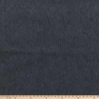 Morgan Fabrics Velvet Wool Mohair Plush Charcoal