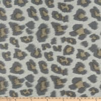 Morgan Fabrics Kitty Platinum