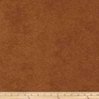Morgan Fabrics Passion Faux Suede Rust
