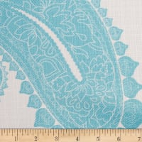 Morgan Fabrics Lyria Turqouise