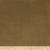 Morgan Fabrics Velvet Check Bronze