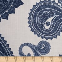 Morgan Fabrics Lyria Midnight