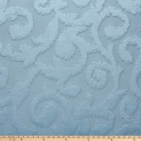 Morgan Fabrics Velvet Botticelli Ice