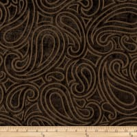 Morgan Fabrics Brio Chenille Chocolate