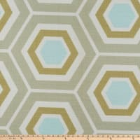 Morgan Fabrics Beehive Ubk Breeze