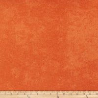Morgan Fabrics Passion Faux Suede Pumpkin
