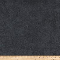 Morgan Fabrics Passion Faux Suede Gunmetal