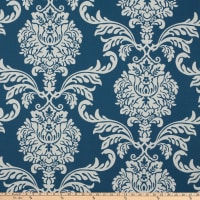 Morgan Fabrics Casablanca Blue Moon
